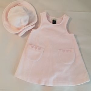 THE LIMITED Girls Dress & Hat